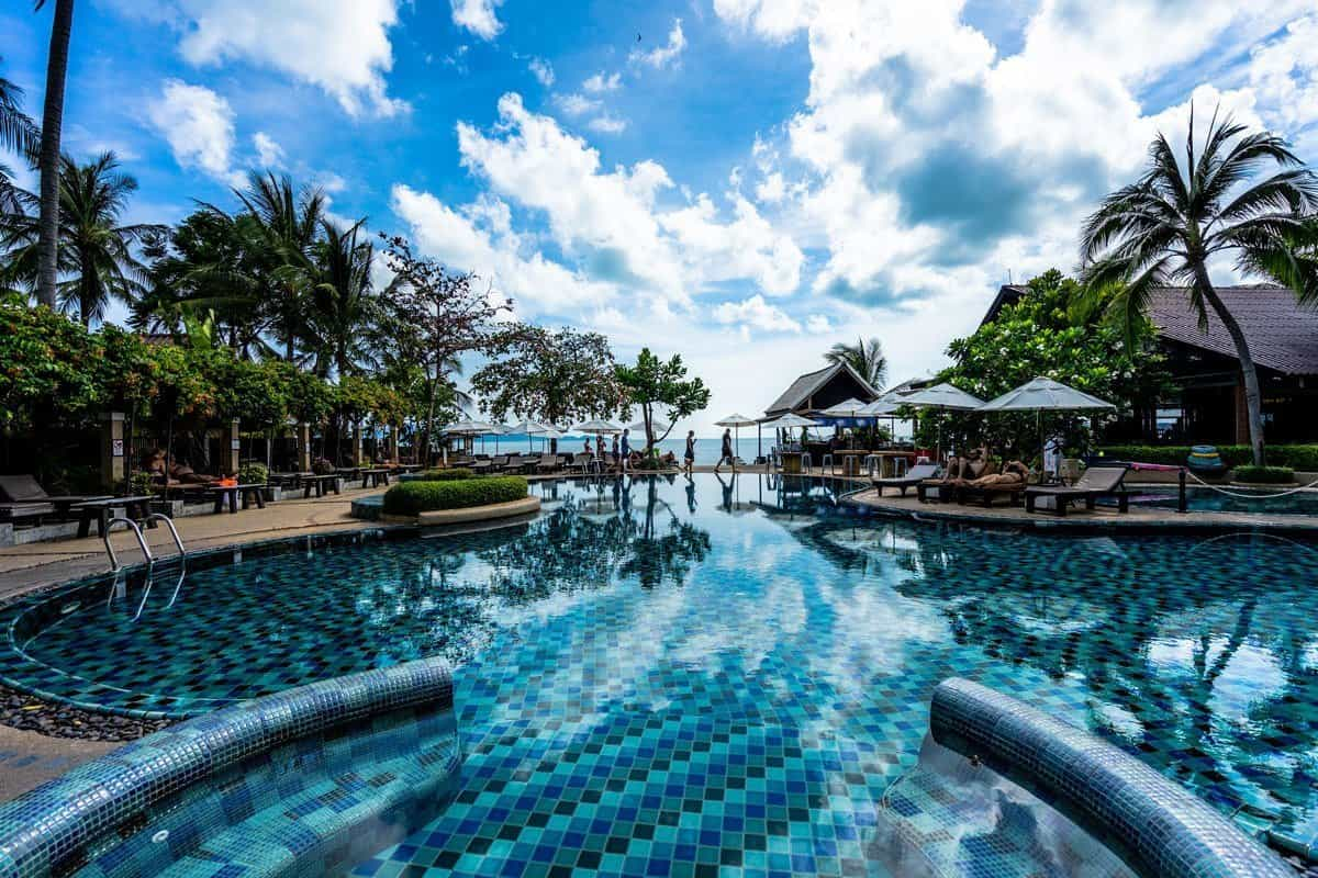 Hotel Review – Peace Resort Samui