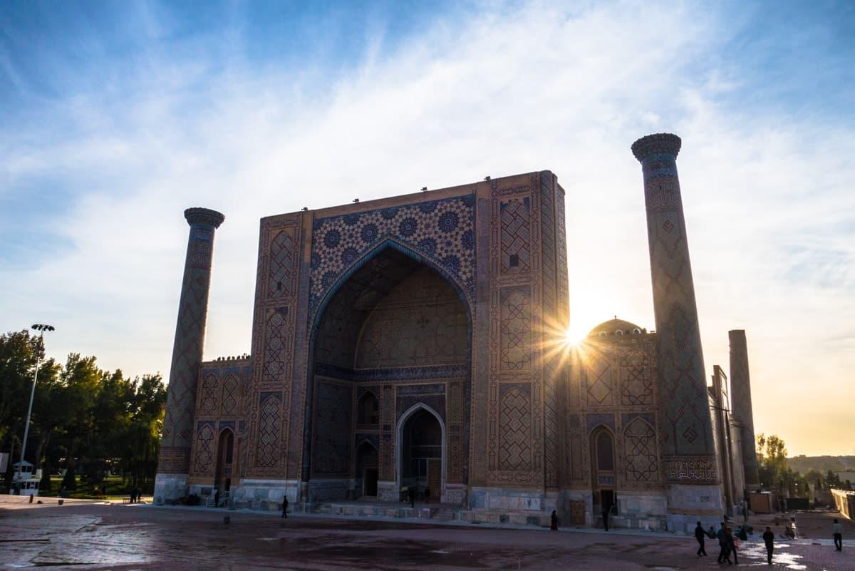 Registan Uzbekistan Photography