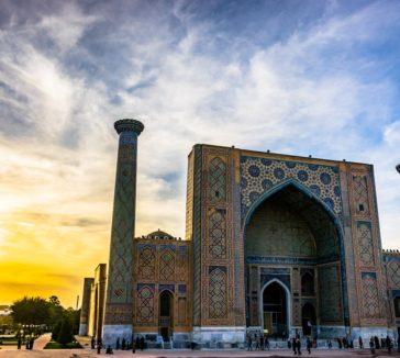 Silk Road Photo Journey Samarkand