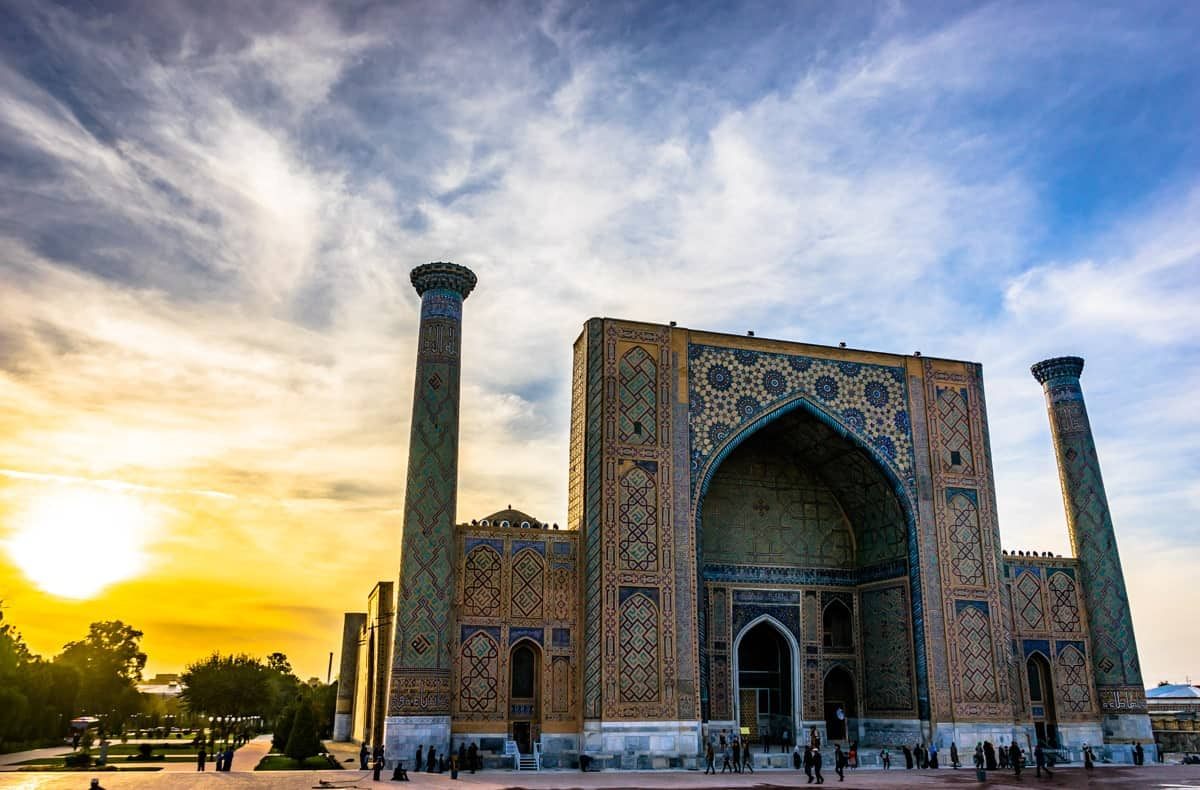 Silk Road Photo Journey Samarkand
