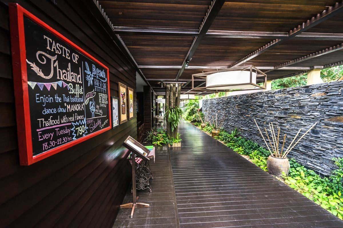Hallway Peace Resort Samui Hotel Review