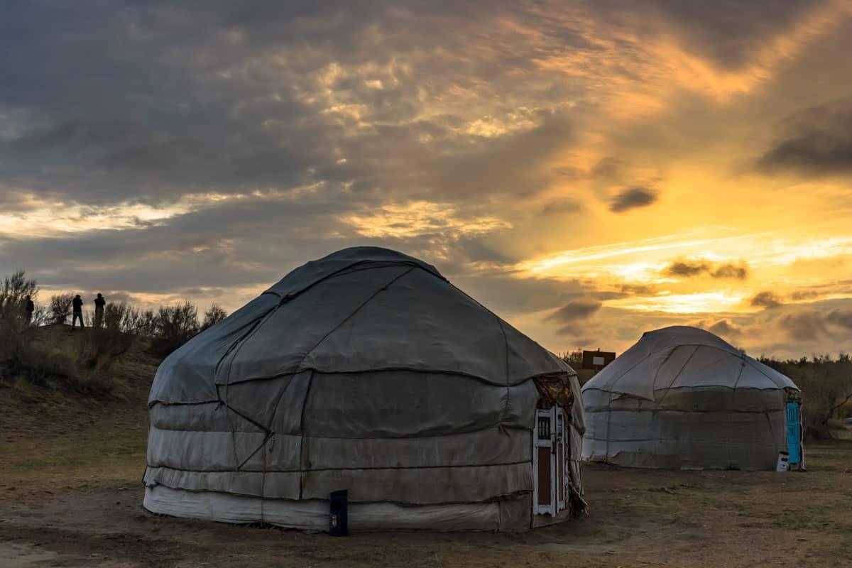 Kyzylkum Desert Uzbekistan Photography