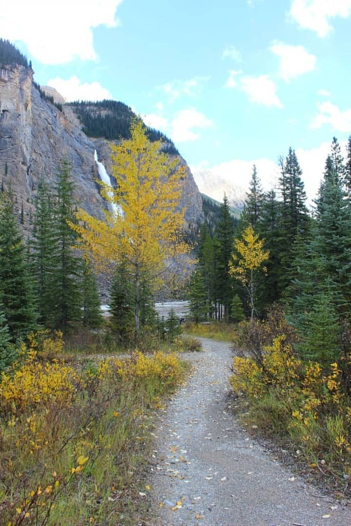 Autumn Yoho National Park