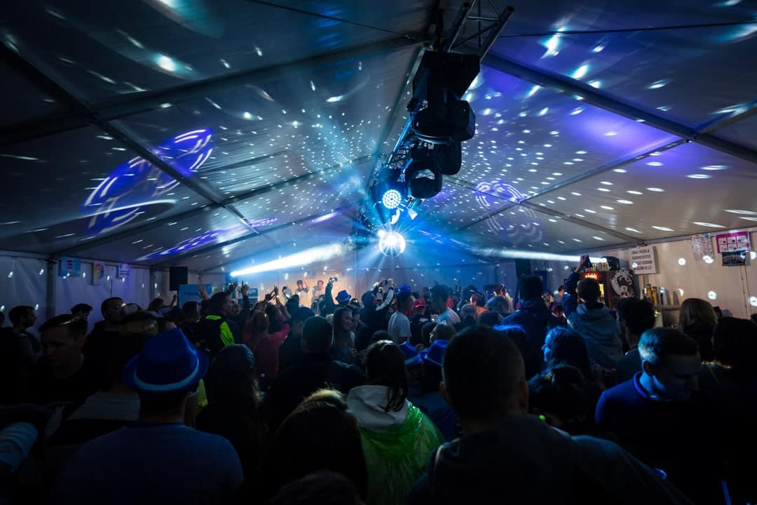 Dance Tent Colours Of Ostrava Review