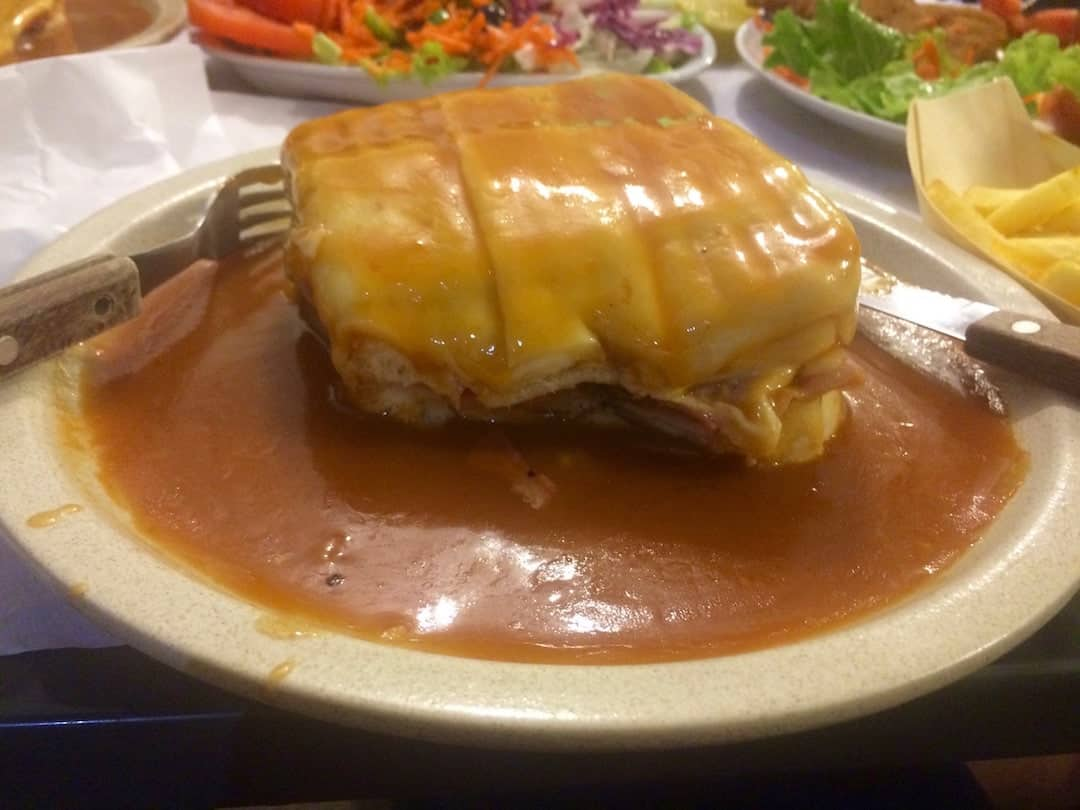 Francesinha Things To Do In Porto
