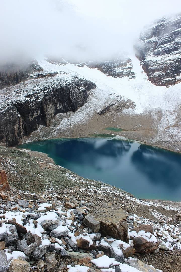 Lake Oesa Yoho National Park