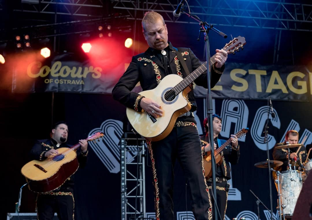 Mariachi El Bronx Colours Of Ostrava Review