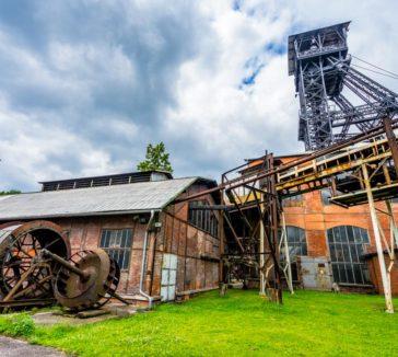 Michal Mine History Of Mining In Ostrava