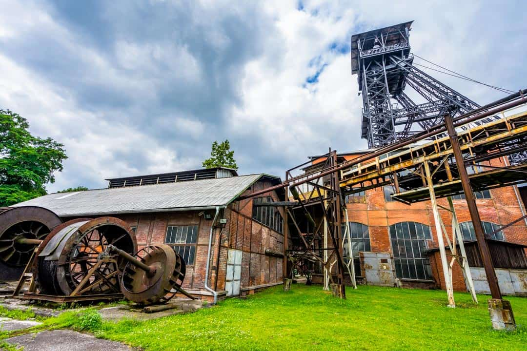 Michal Mine History Of Mining In Ostrava