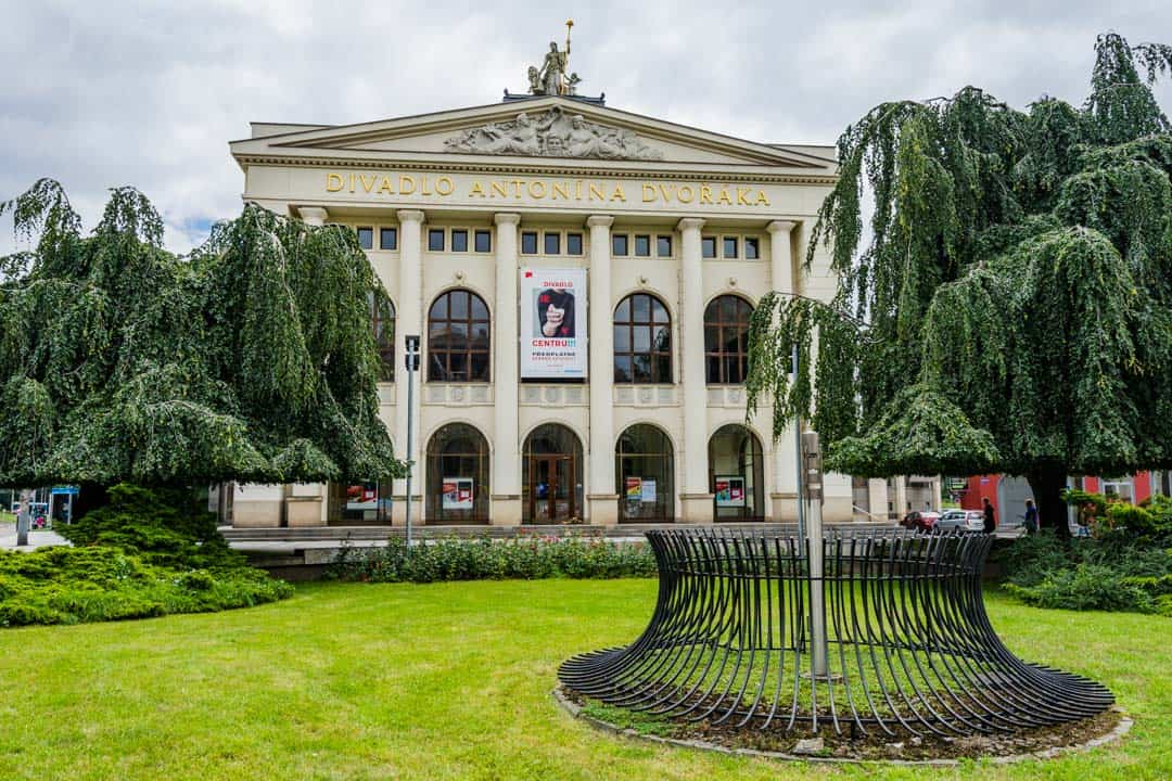 Theatre Things To Do In Ostrava
