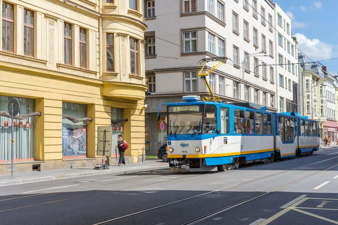 Tram Things To Do In Ostrava