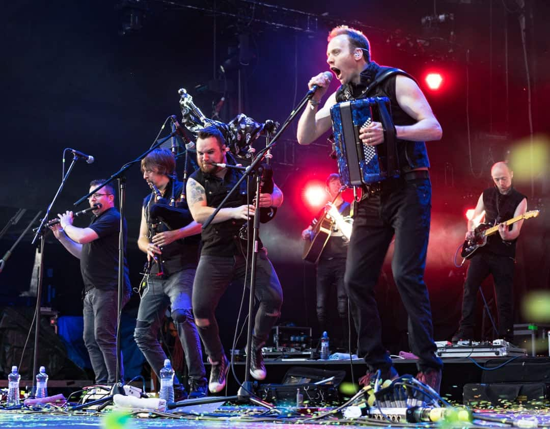 Treacherous Orchestra Colours Of Ostrava Review