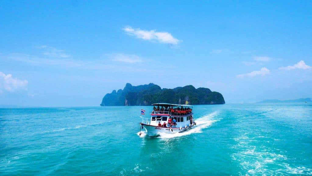 Ferries In Thailand