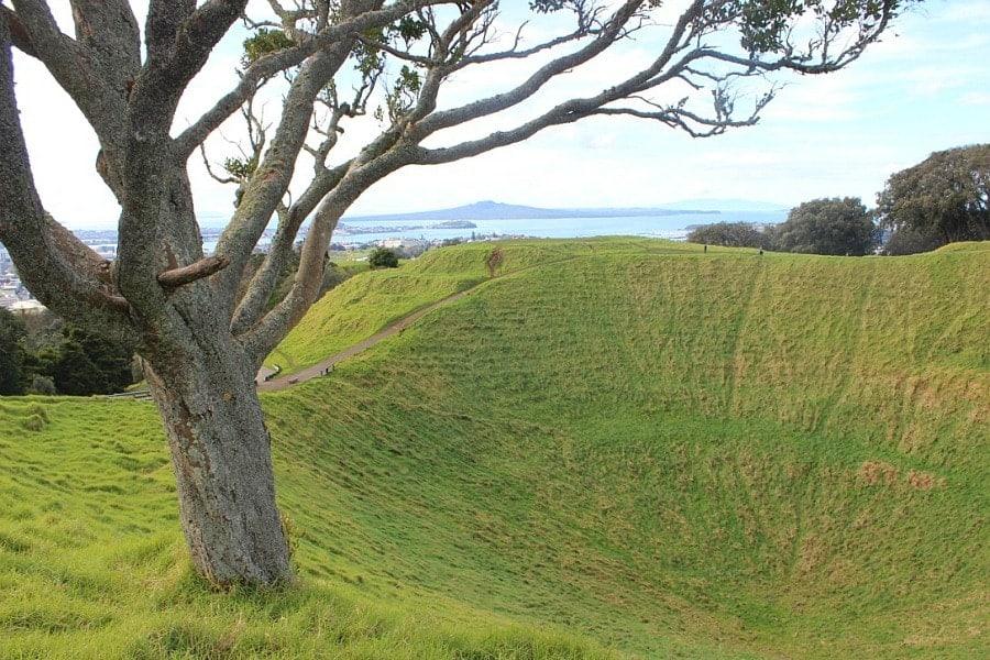 Mt Eden Crater Locals Guide To Auckland