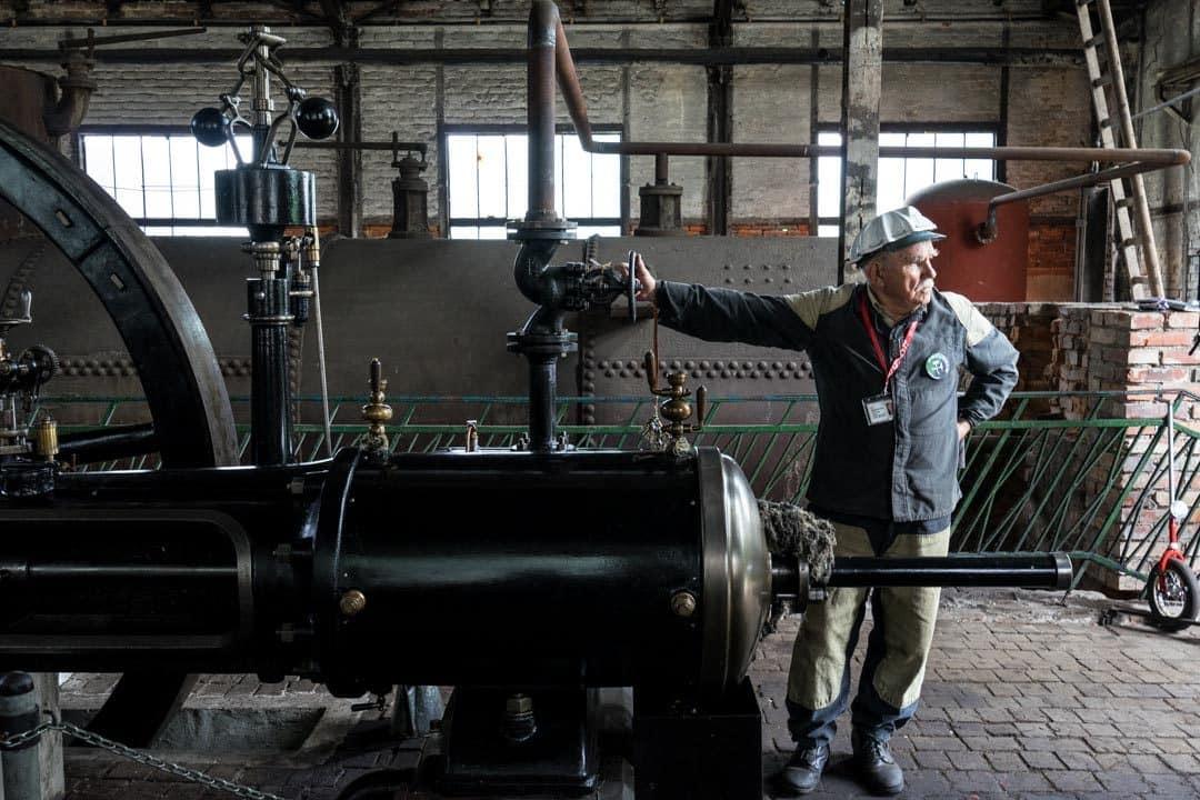 Steam Engine History Of Mining In Ostrava