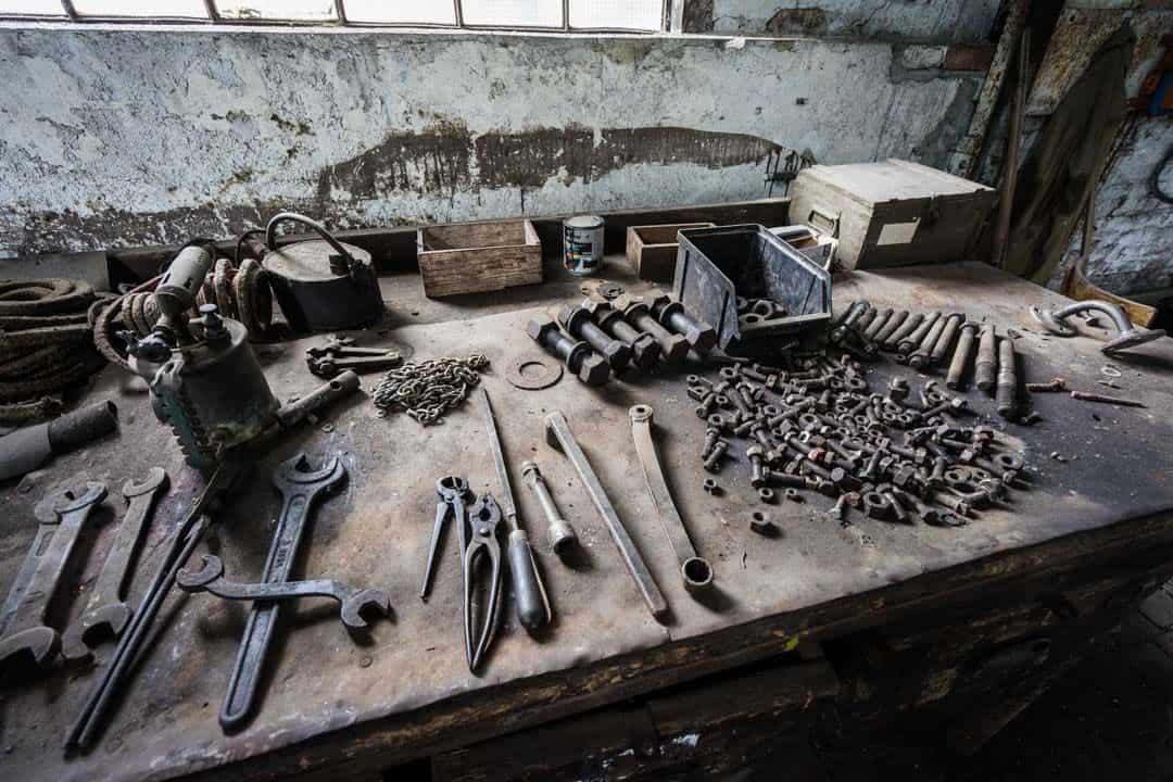 Tools History Of Mining In Ostrava