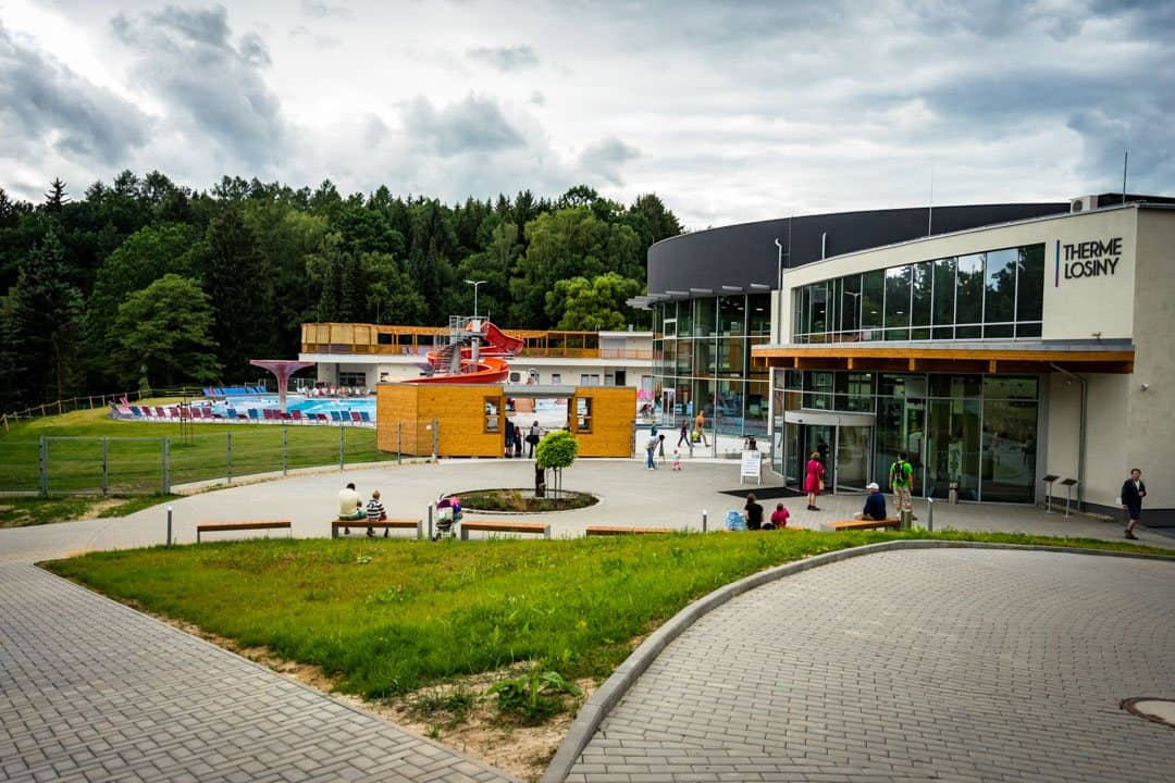 Therme Losiny Things To Do In Jeseniky Mountains