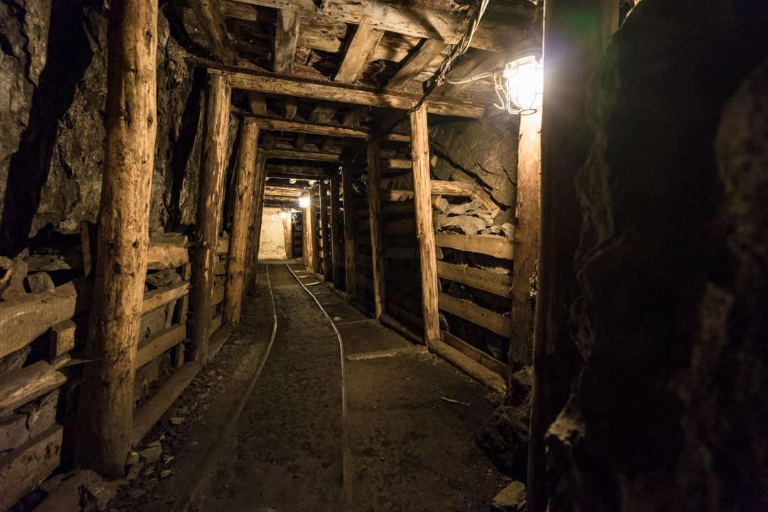 Tunnels History Of Mining In Ostrava