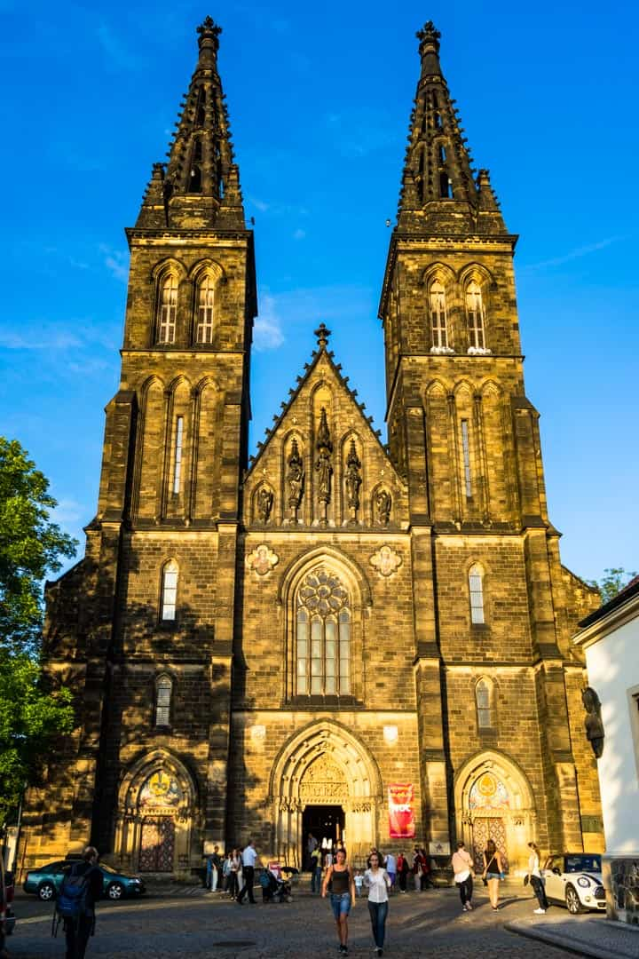 Cathedral Basilica Of Saint Peter And Saint Paul What To Do In Prague
