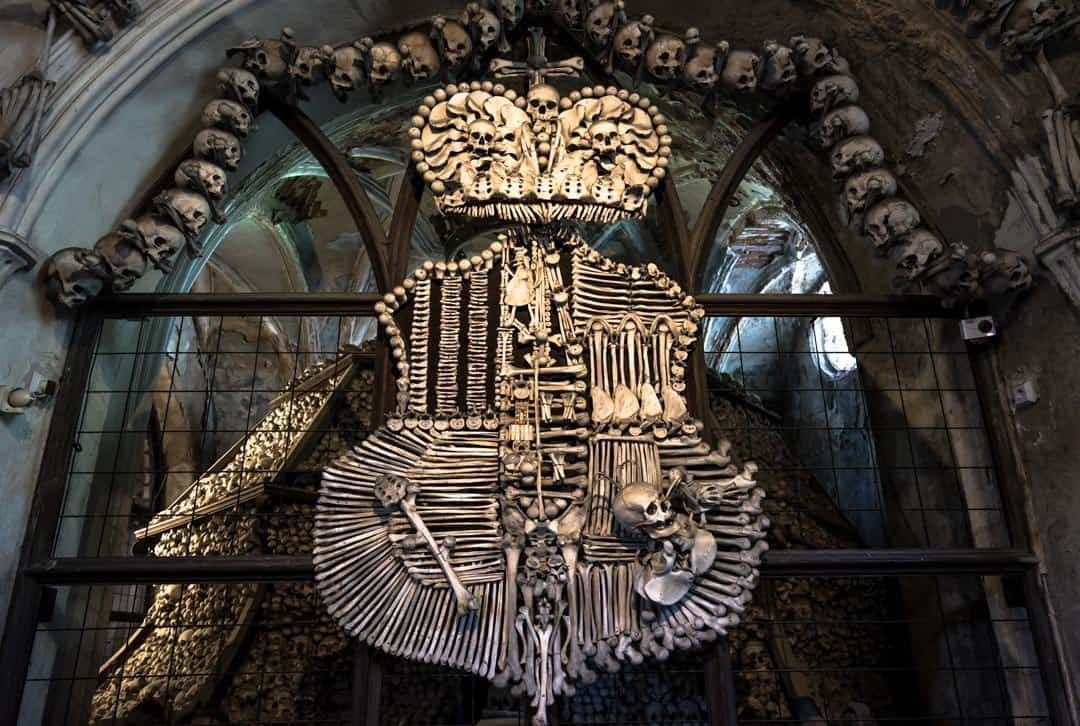 Sedlec Ossuary Bone Church Things To Do In Prague