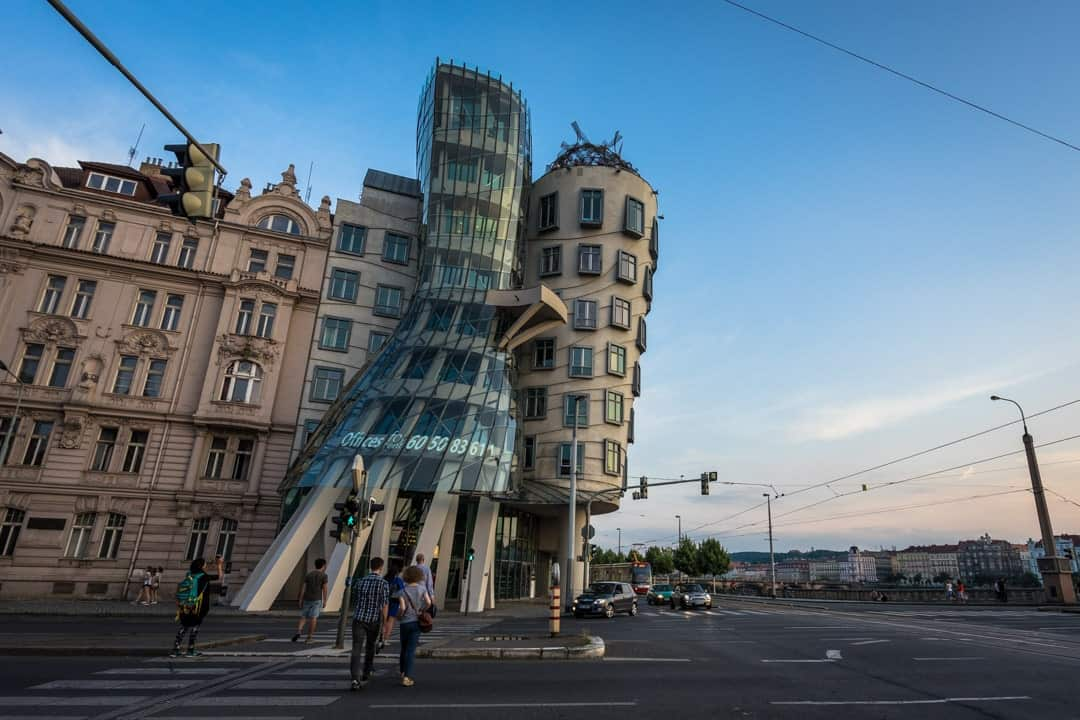 Dancing House Prague What To Do In Prague