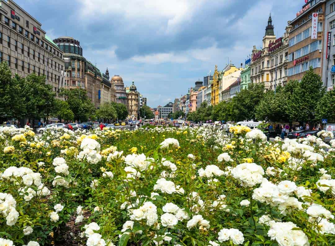 Saint Wenceslas Square Things To Do In Prague