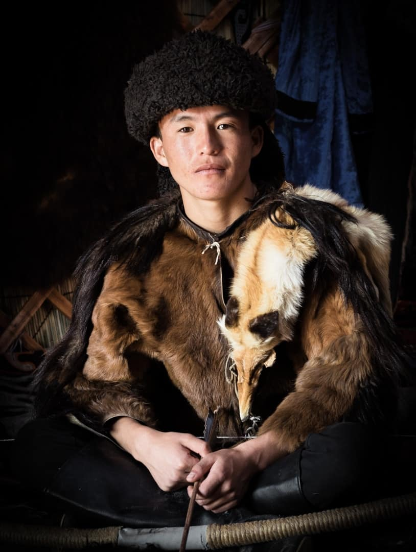 Photos Of Kyrgyzstan Local Man