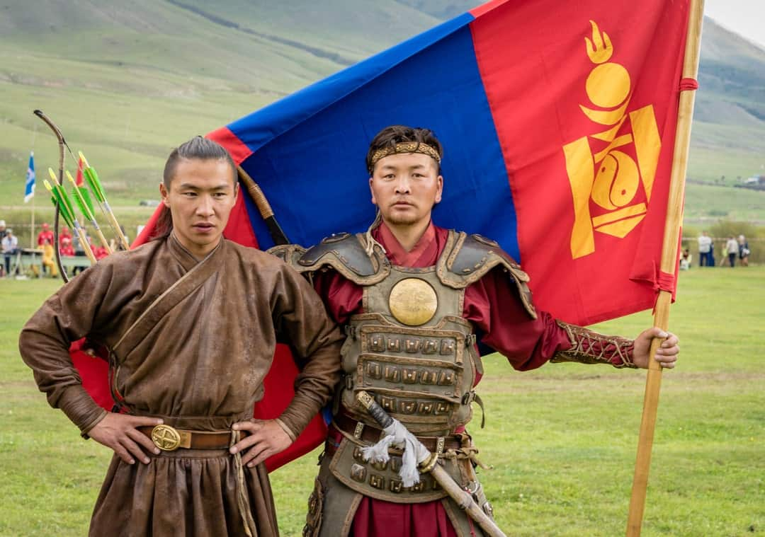 Mongol Archers People Of World Nomad Games Kyrgyzstan