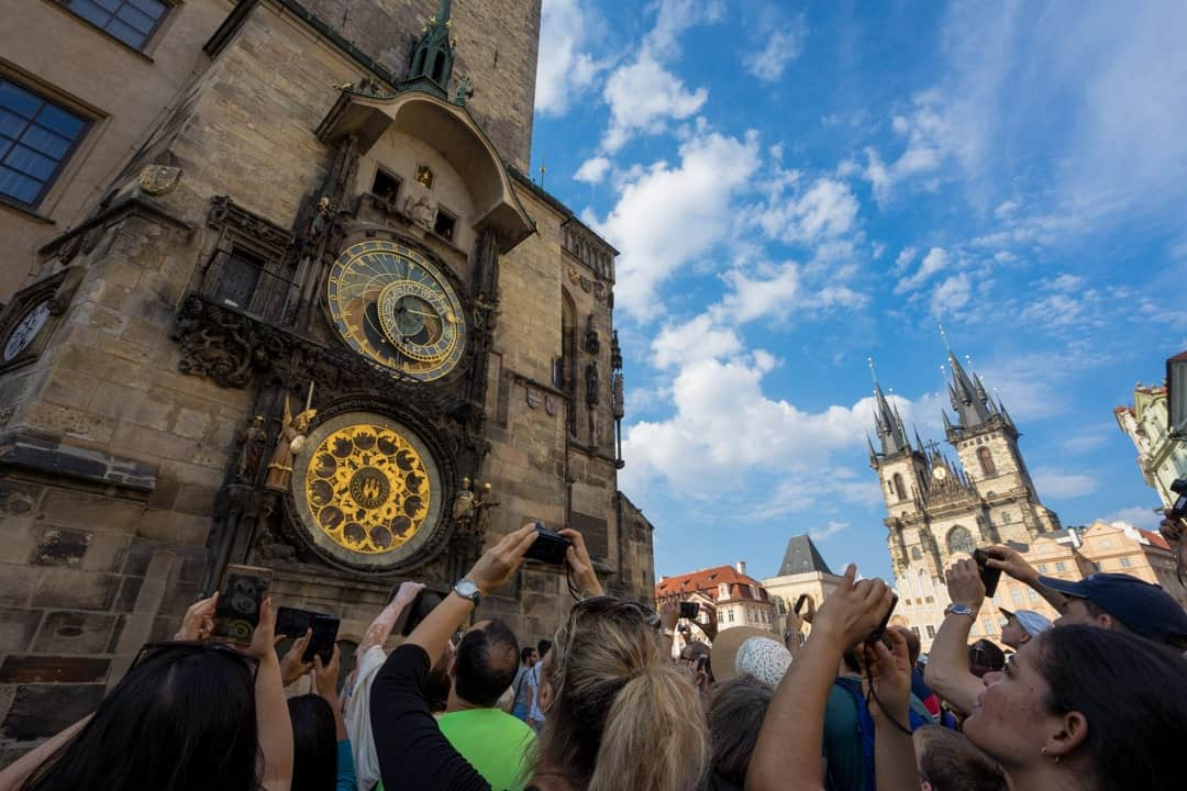 Astronomical Clock What To Do In Prague