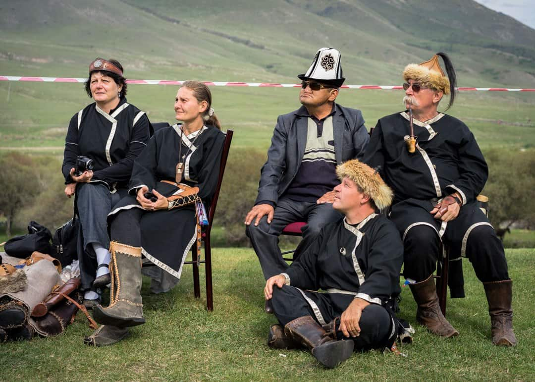 Slovakia People Of World Nomad Games Kyrgyzstan