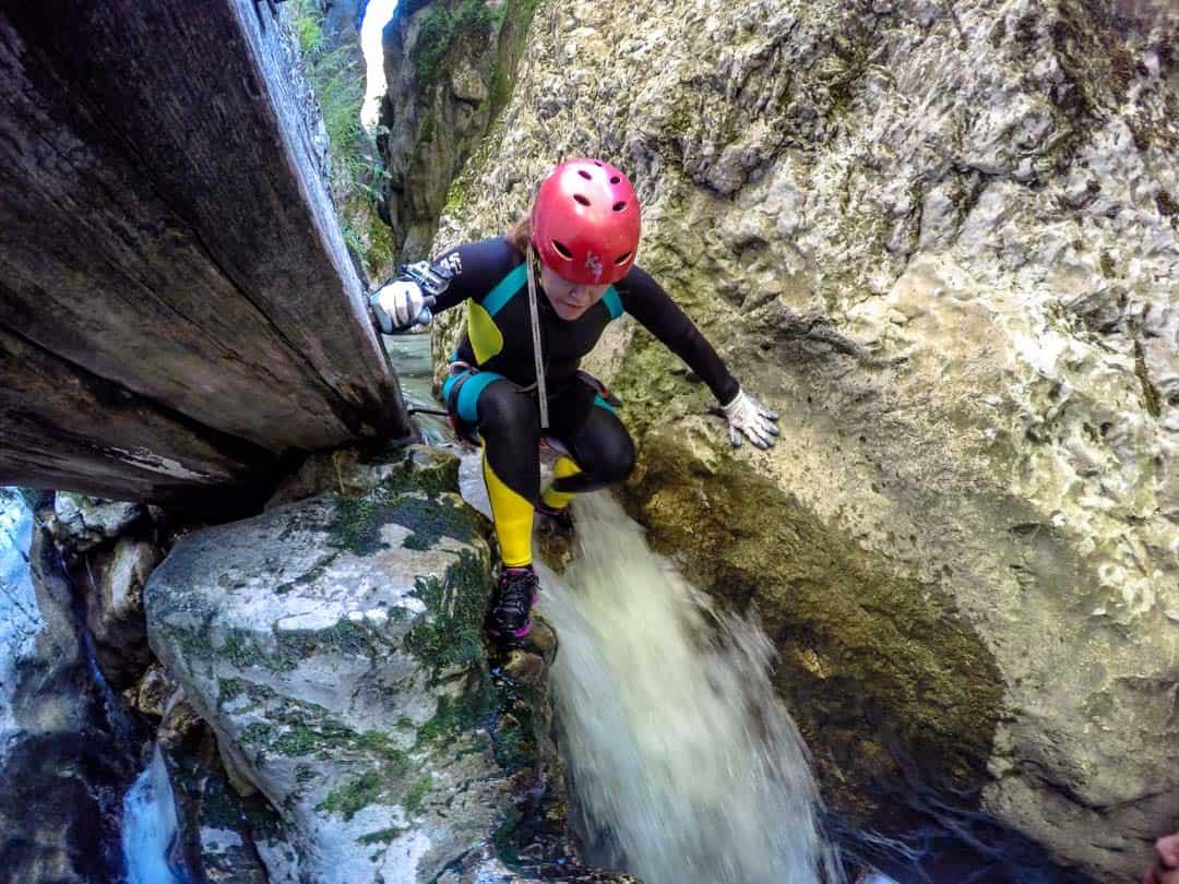 Alesha Canyoning Durmitor National Park Montenegro