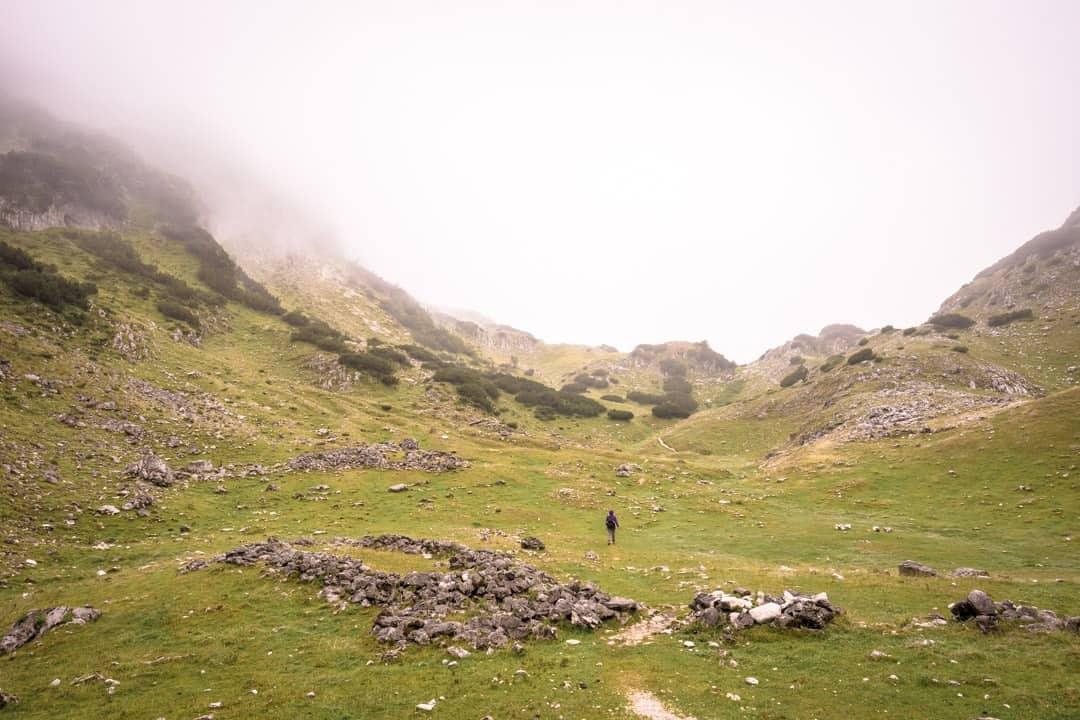 Lesh Durmitor National Park Montenegro