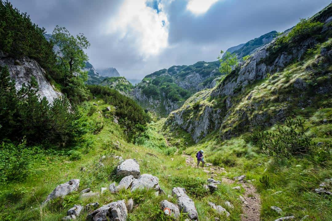 Alesha Durmitor National Park Montenegro