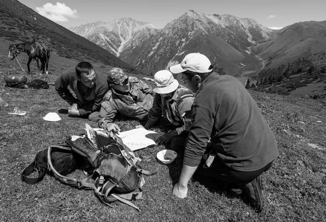Guides Jyrgalan Trek