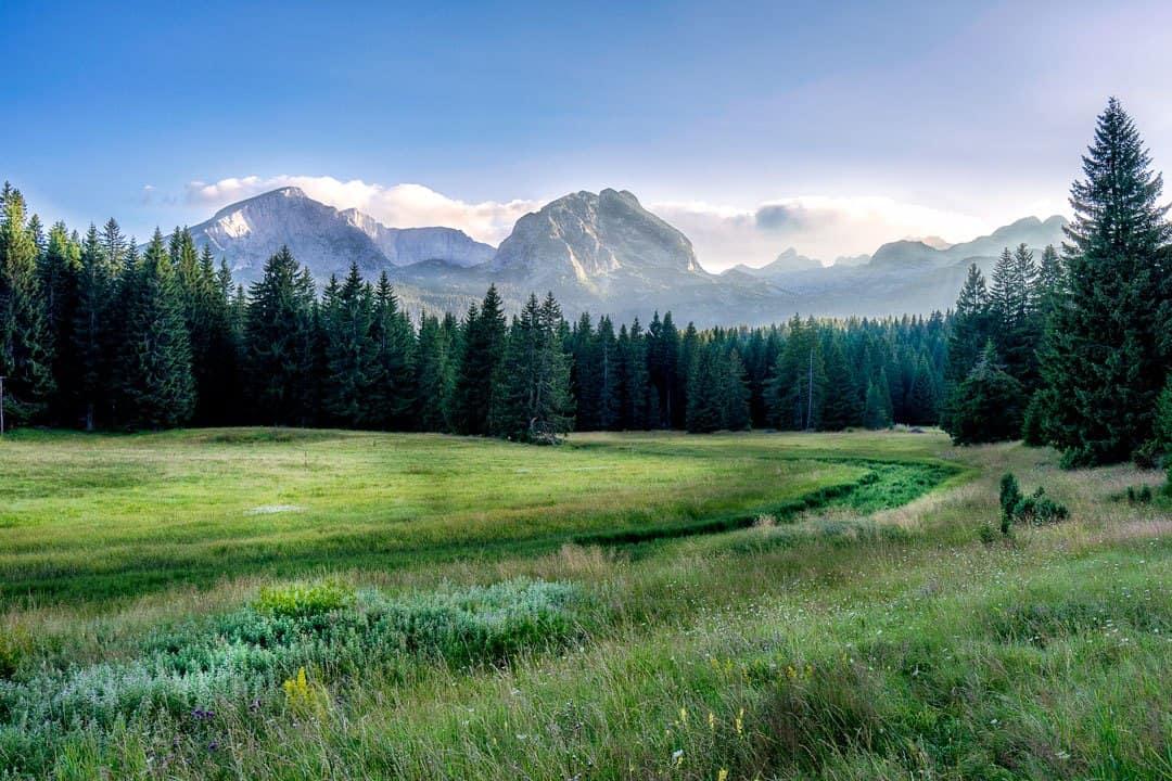 Durmitor National Park Montenegro