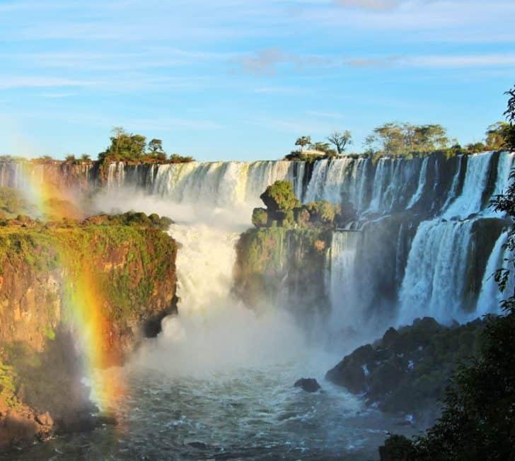 Iguazu Falls – A New Natural Wonder Of The World