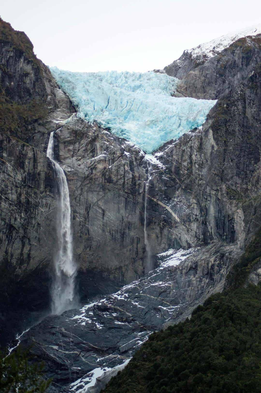 Glacier Budget Travel In Patagonia