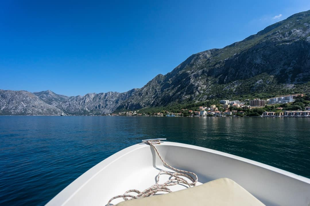 Boat Cruise Things To Do In Kotor