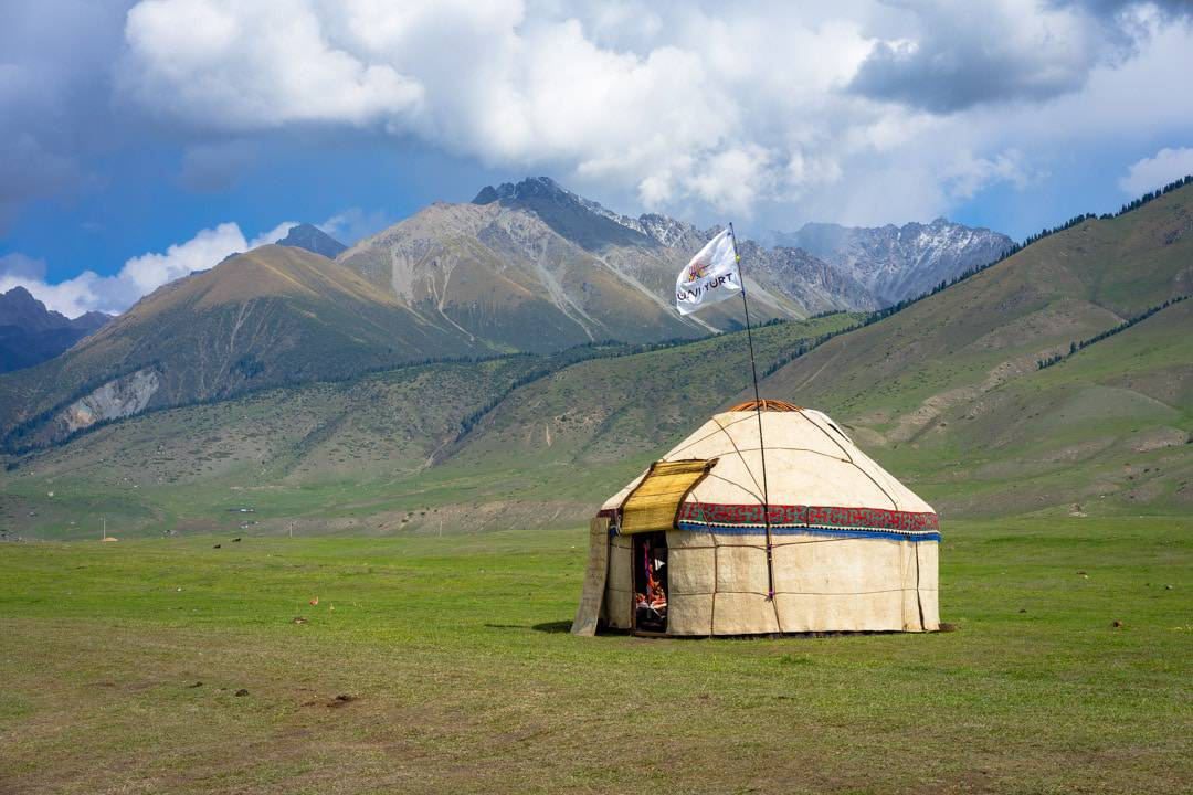 Yurt World Nomad Games