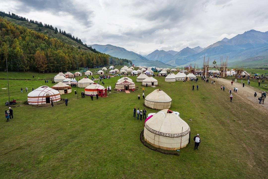 Yurts Kyrchyn