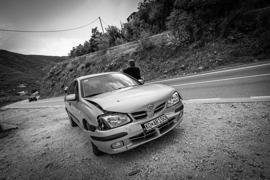 Car Crash Things To Do In Kotor