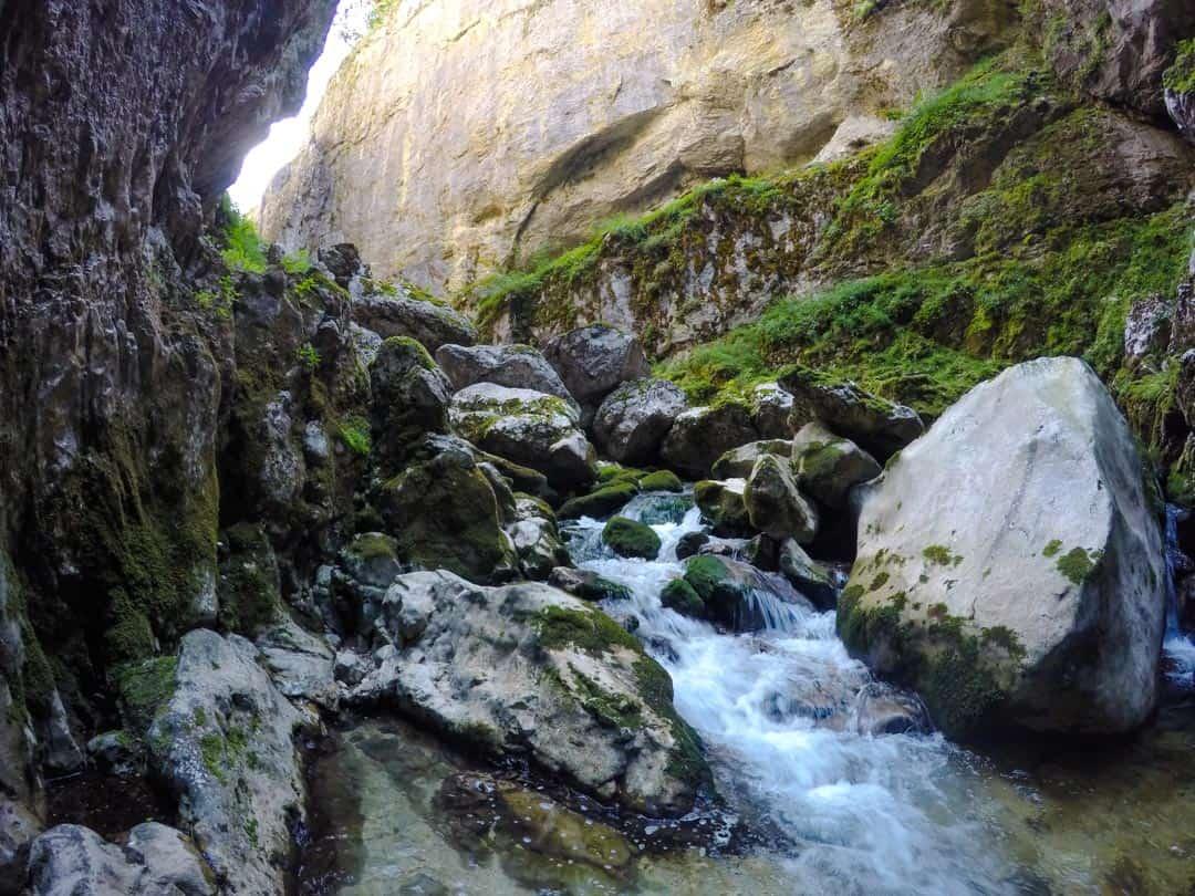 Nevido Canyon Durmitor National Park Montenegro