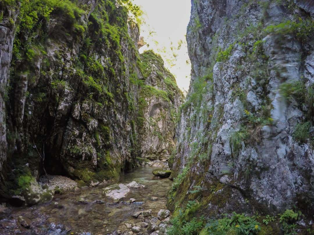 Canyoning In Durmitor National Park Montenegro