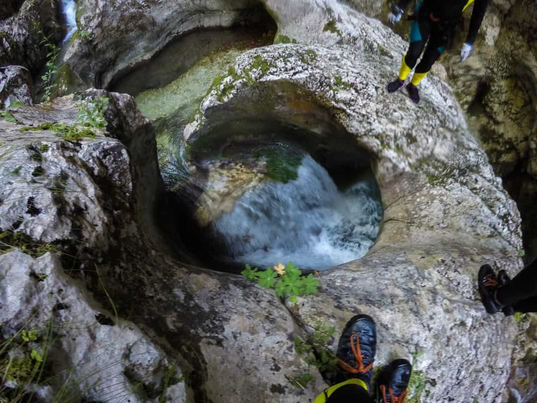 Canyoning Durmitor National Park Montenegro