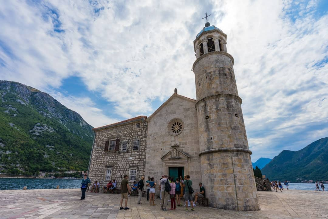 Our Lady Of The Rocks Things To Do In Kotor