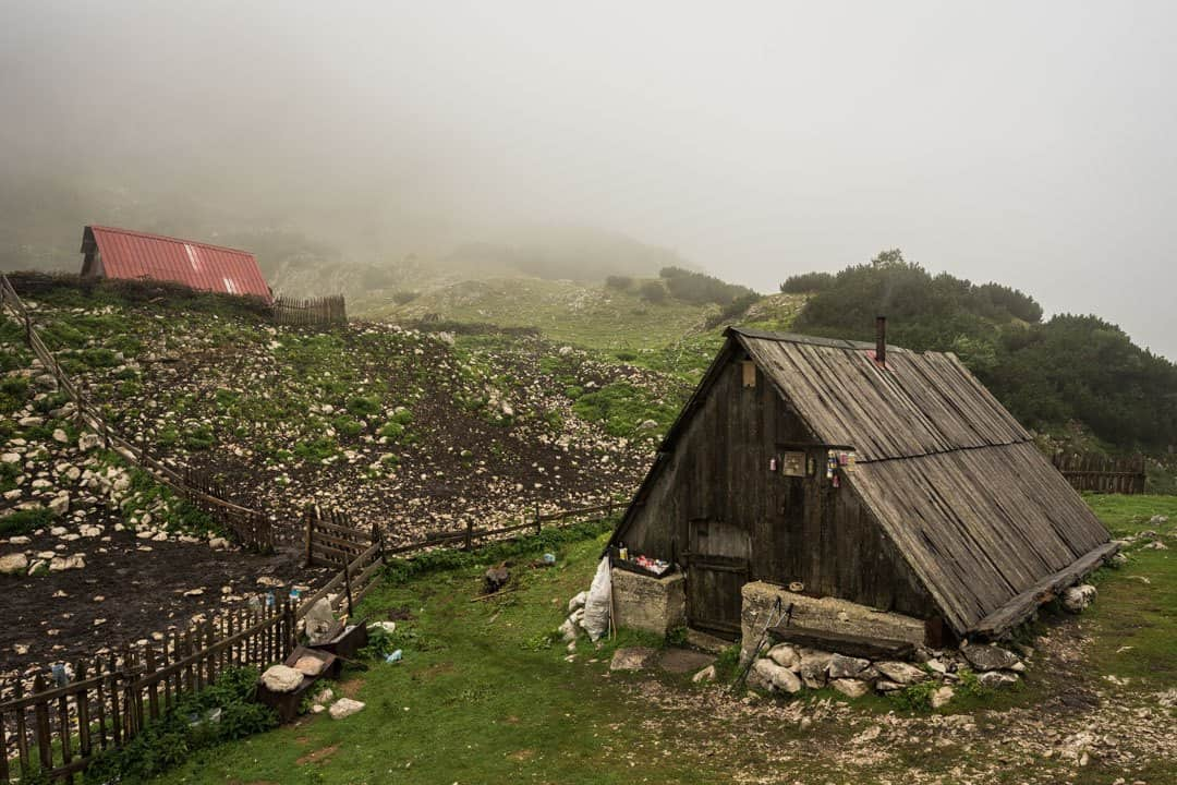 Shepherd's House Durmitor National Park Montenegro