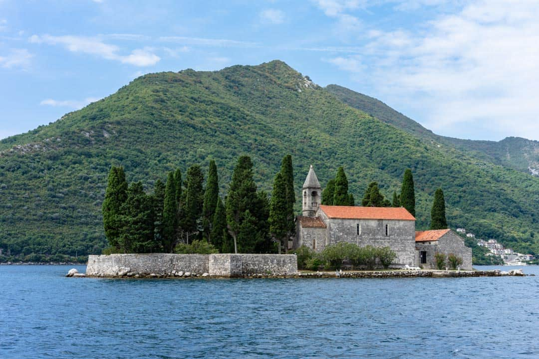 Sveti Dorde Island Things To Do In Kotor