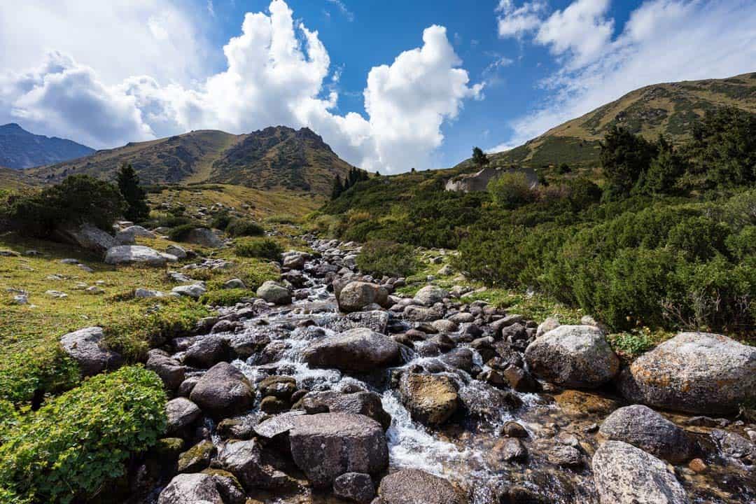 Tumbling River Jyrgalan Trek