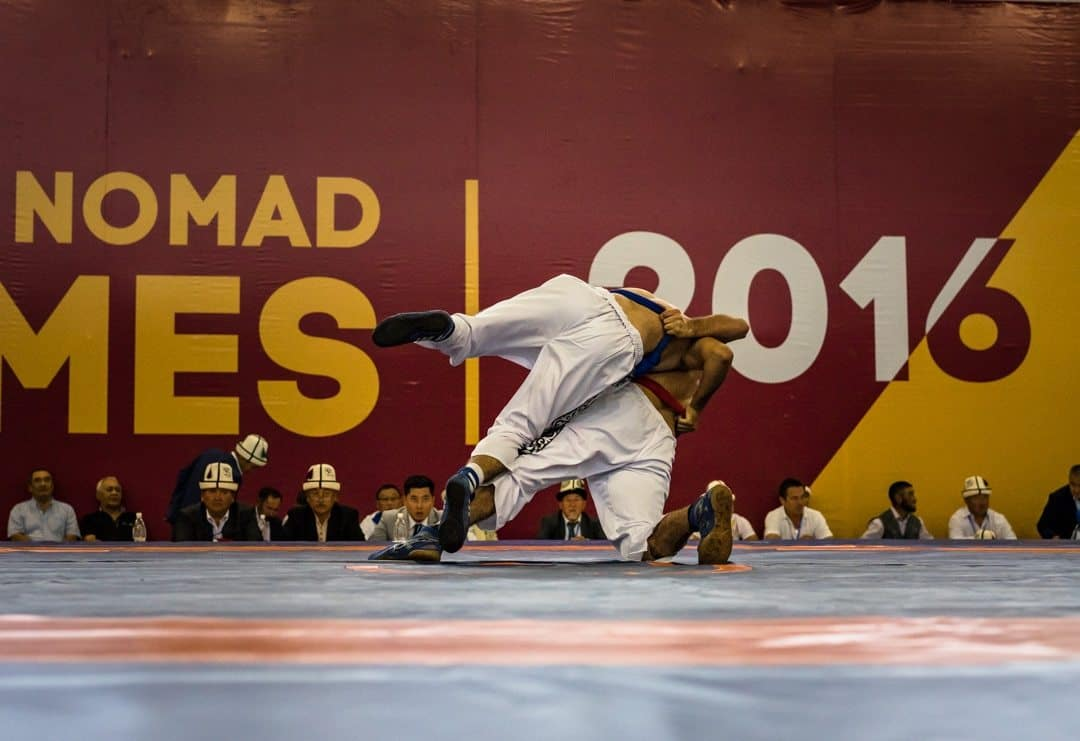 Wrestling World Nomad Games