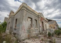 Urban Exploration In Decaying Bucharest